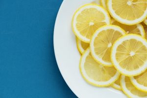 lemon juice for cleaning